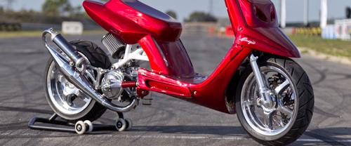 Remettre a neuf le look et la performance de son scooter 3